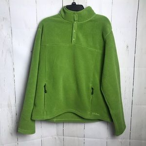 L.L Bean Snap T Pull Over